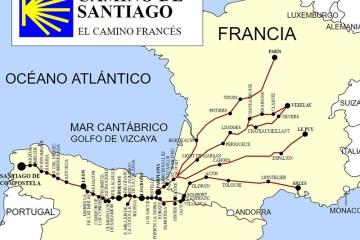 Camino Francés / Foto: Jynus_ (CC BY-SA 2.5)