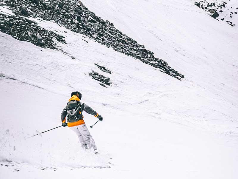 Preparación física para el comienzo de temporada de esquí / Foto: Leonard Cotte