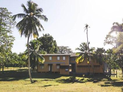 Birth house of Fidel Castro near Birán