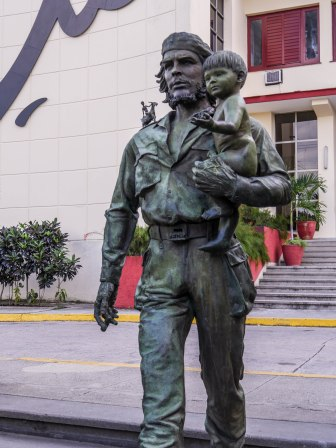 Small Che Guevara Monument