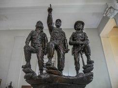 Che, Fidel and Camino