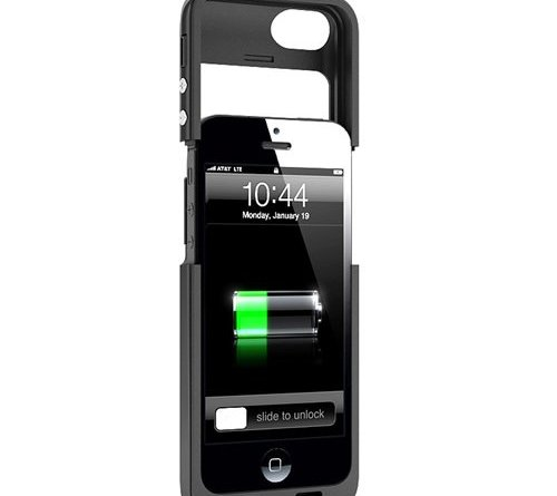 Jazooli battery charger case for iPhone 5/5s