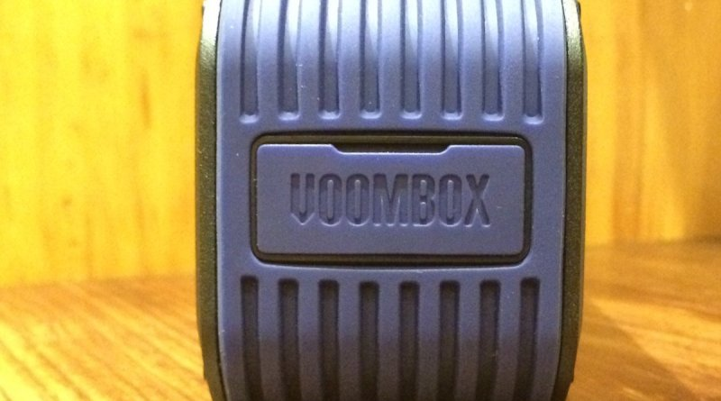 Divoom Voombox rugged portable wireless stereo speaker review