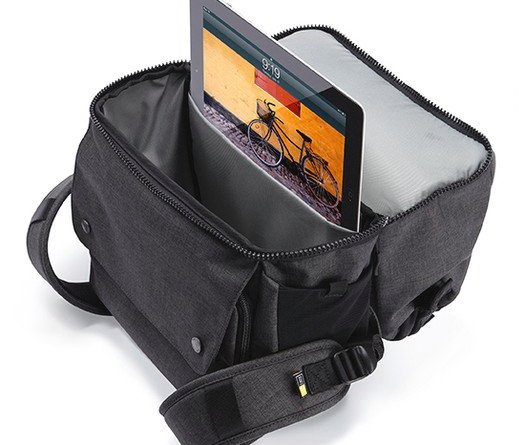 Case Logic Reflexion DSLR & iPad backpack