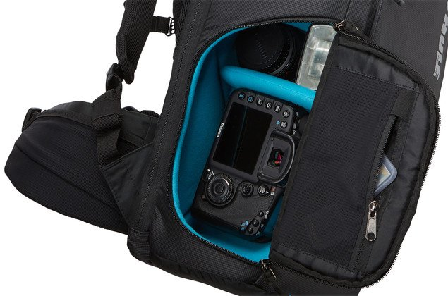 Thule aspect DSLR side opener