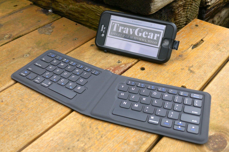Kanex Foldable Travel Keyboard