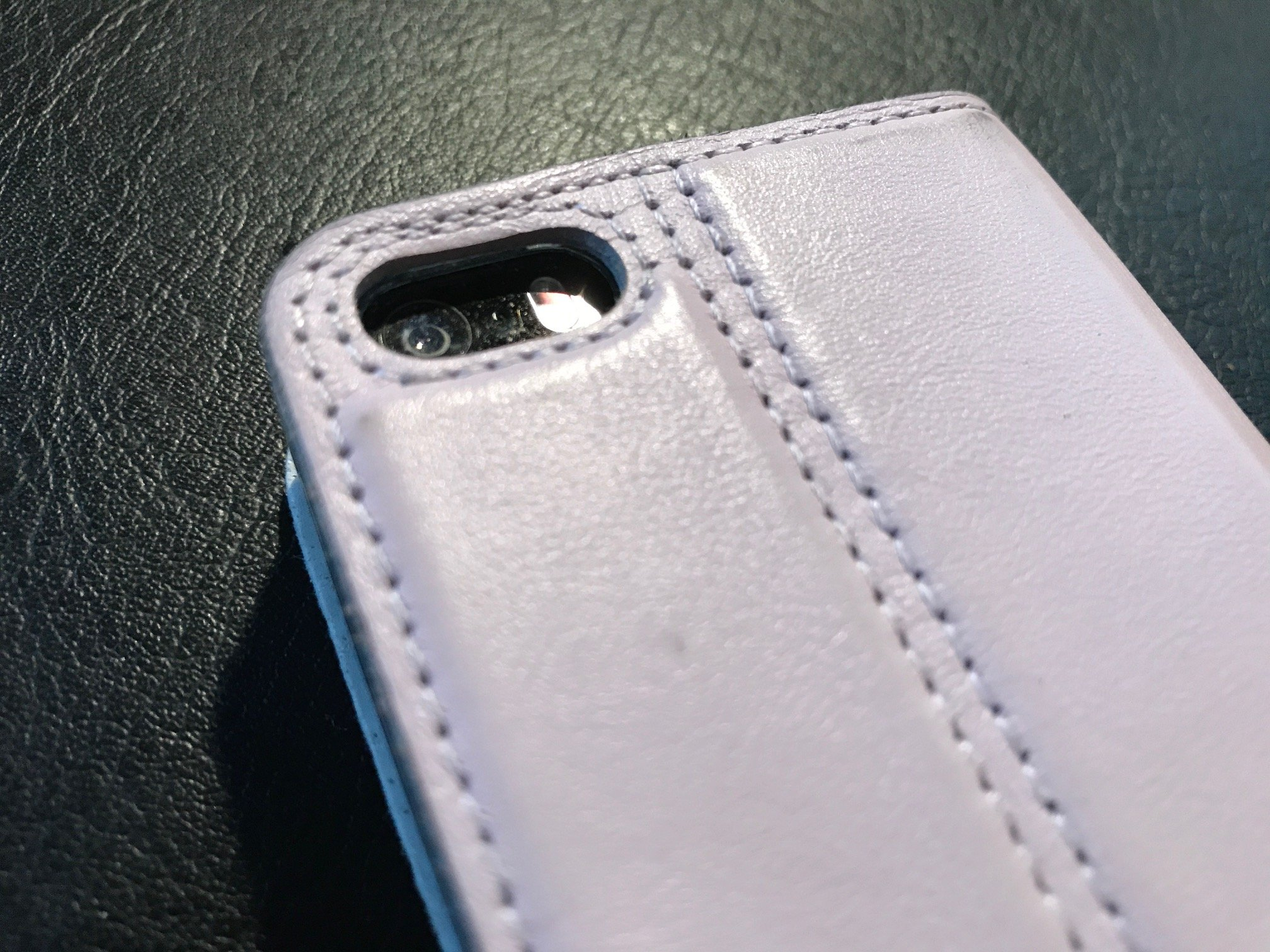 Snakehive pastel wallet case