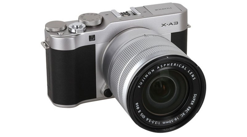 Fujifilm X-A3 mirrorless camera review