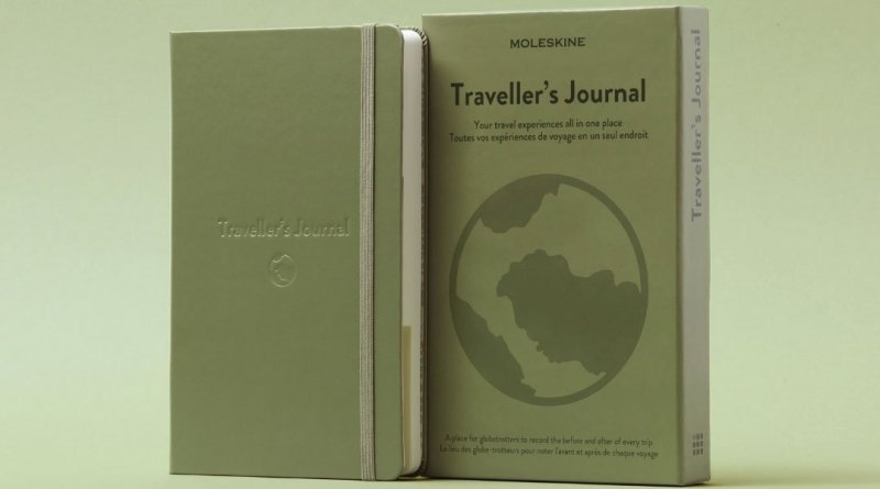 Moleskine Traveller's Journal