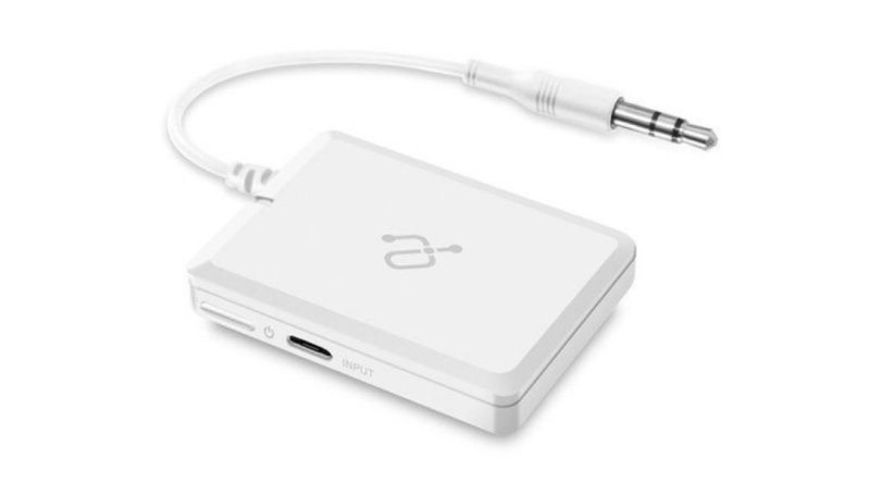 Aluratek Airstream Bluetooth audio transmitter