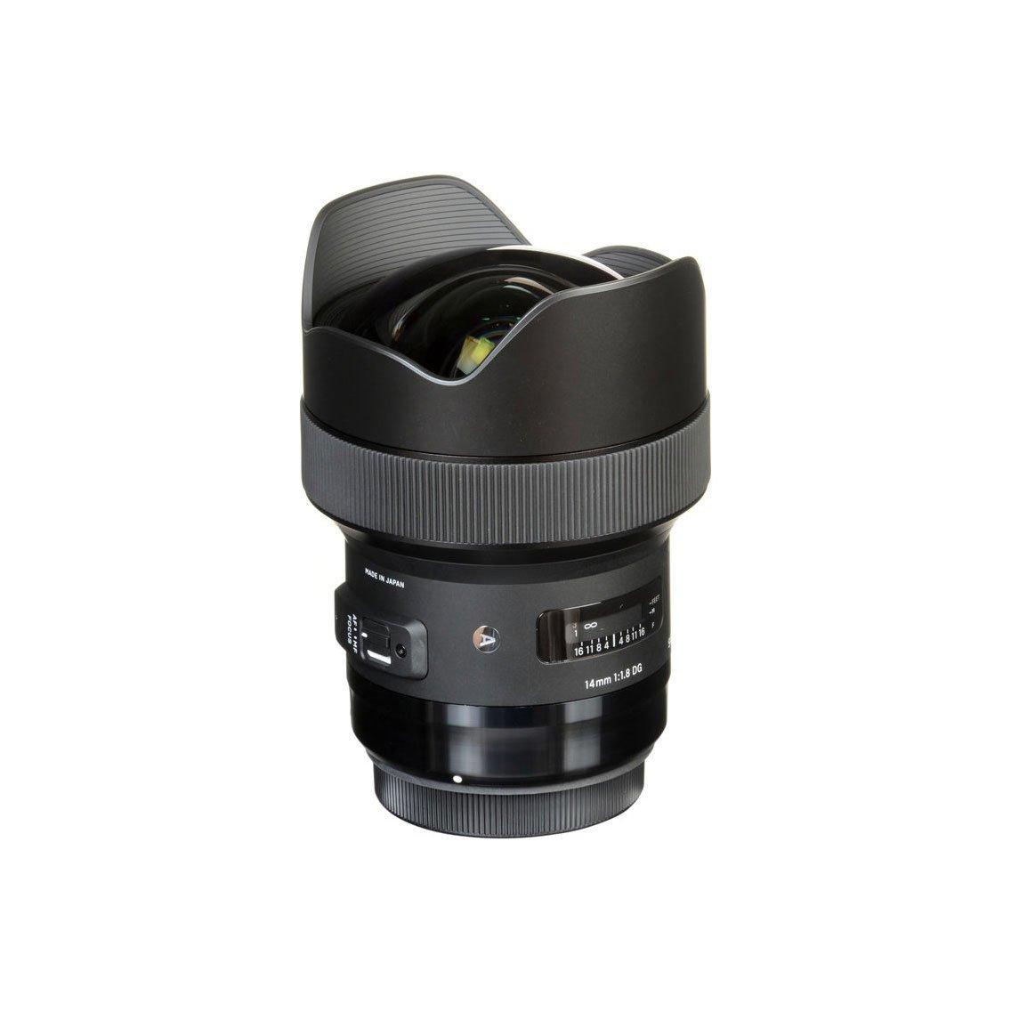 Sigma 14mm lens