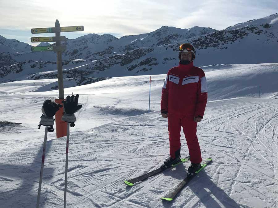 Maier Sports Podkoren ski jacket