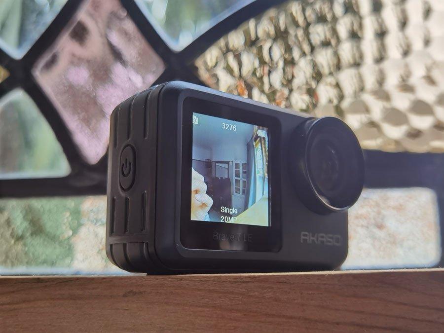 Akaso Brave 7 Action Camera