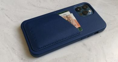 Mujjo Full Leather Wallet Case for iPhone 12 Pro: reviewed