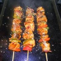 Recipe: Chicken Skewers  Dakkochi