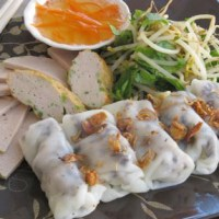Recipe: Bánh Cuốn Pork Crepes