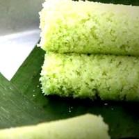 Banh Ong - Pandan Rice Cake