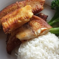 Quick Easy: Pan-seared Tilapia