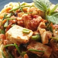 Mi Y Tofu - Spaghetti with Tofu