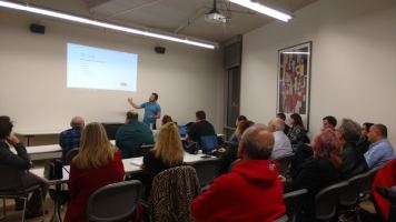 """Yoast SEO: Getting the Green Lights"" presentation at WordPress KC"