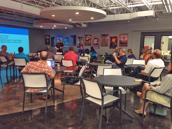 """Spend a few bucks on your WordPress website now"" presentation at WordPress KC"