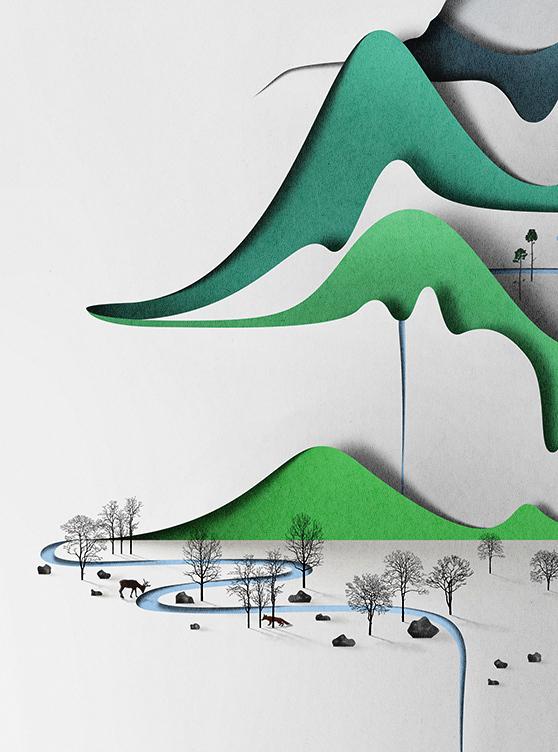 Vertical Landscapes