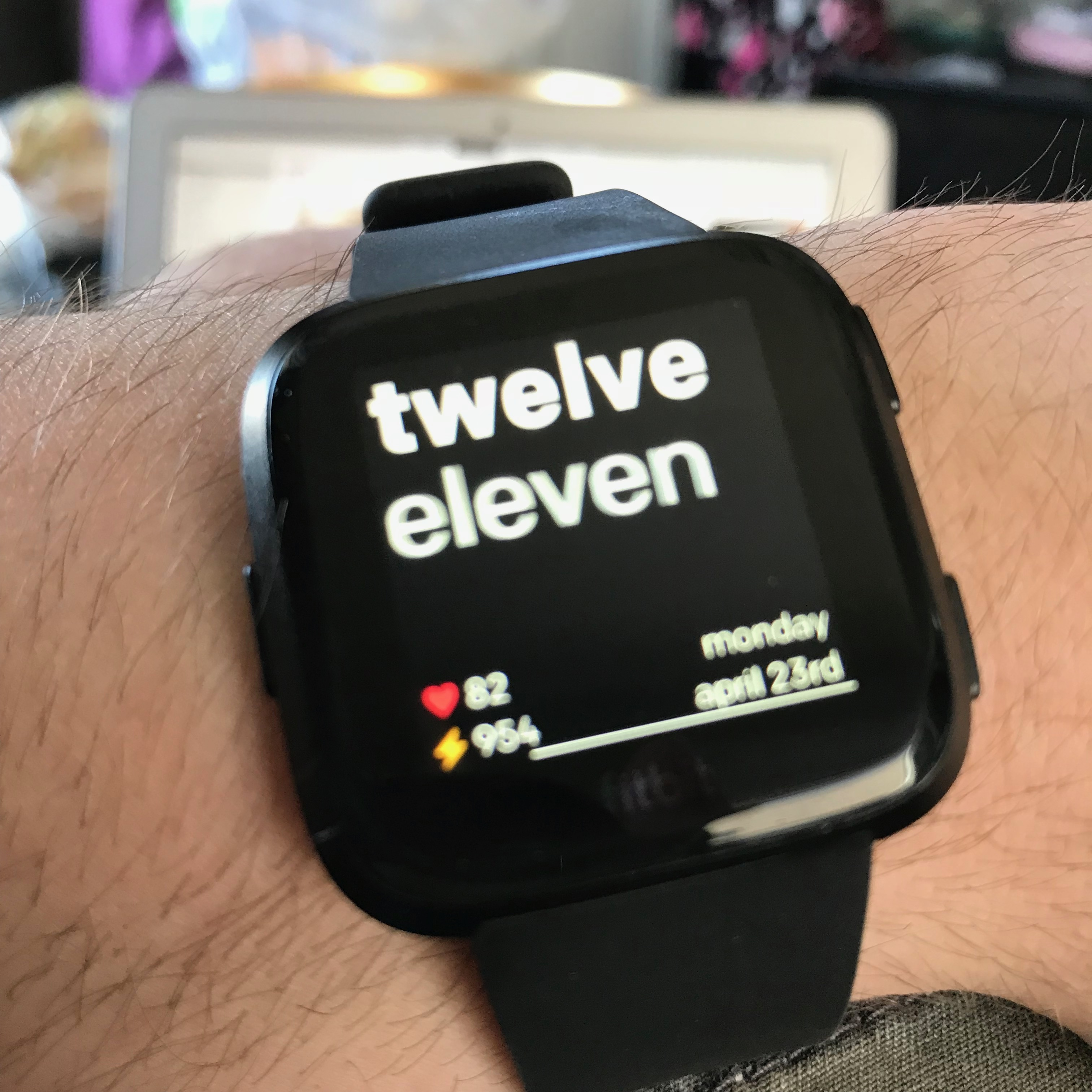 One week with the Fitbit Versa 63,000 steps later