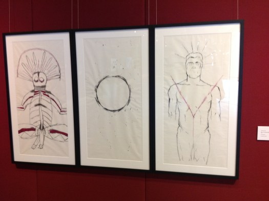 Triptych - Travis De Vries (NSW Parliament)