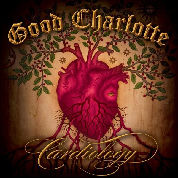 Good Charlotte 'Cardiology' Cover Art