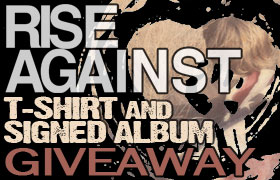 Win - Rise Against Signed Copy Of 'Endgame'