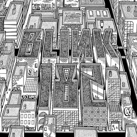 Blink-182 'Neighborhoods' Album Artwork
