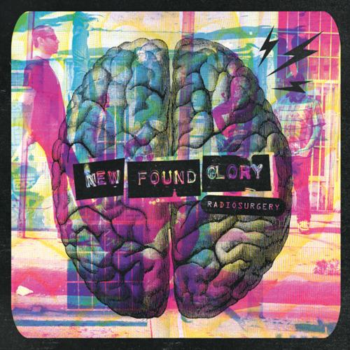 New Found Glory 'Radiosurgery' Cover Artwork