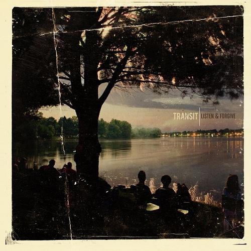 Transit  'Listen & Forgive' AlbumCover Art