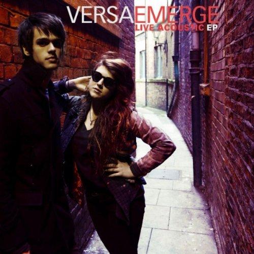 VersaEmerge Acoustic EP Cover Artowrk