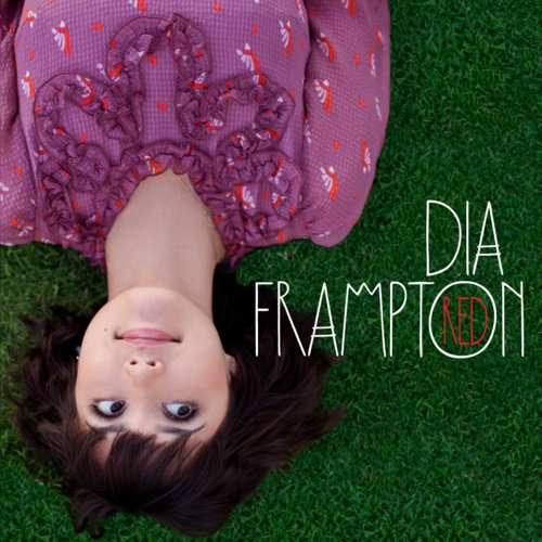 Dia Frampton 'Red' Album Cover Art