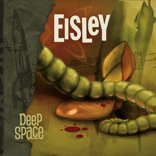 "Eisley ""Deep Space"" EP Artwork"