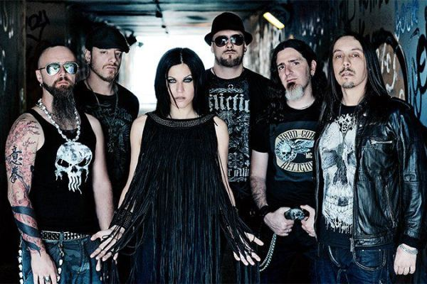 "Lacuna Coil ""End of Time"" Music Video"