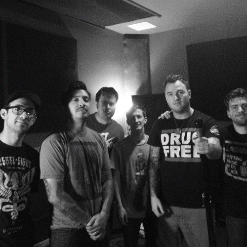 Set Your Goals Recording With Chad Gilbert (New Found Glory)
