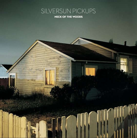 Silversun Pickups 'Neck Of The Woods' Cover Artwork