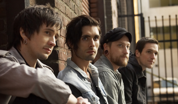 "The All-American Rejects ""Heartbeat Slowing Down"" Muisc Video Teaser"