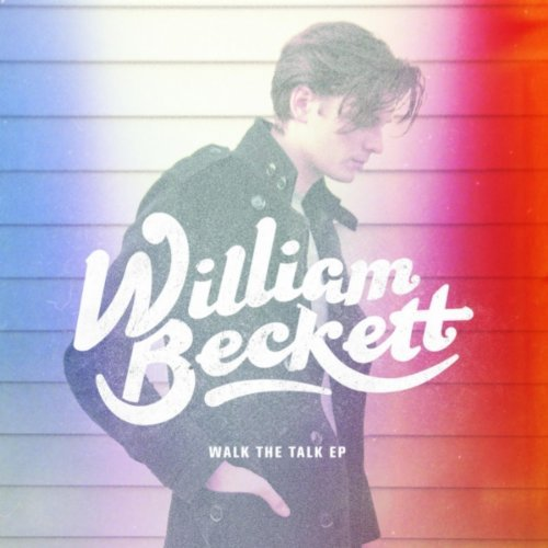 "William Beckett ""Walk The Talk"" EP Cover Art"