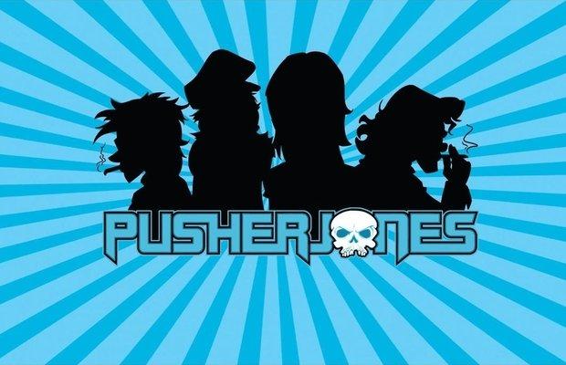 Pusher Jones