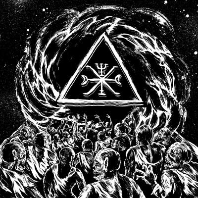 Enabler 'All Hail The Void' Cover artwork