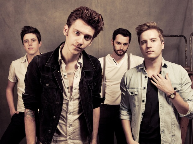 "A Rocket to the Moon Announce ""That Old Feeling Tour"""