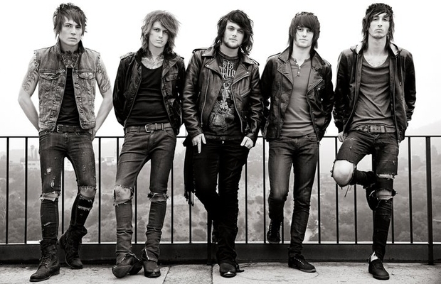 Asking Alexandria To Headline 2012 Outbreak Tour