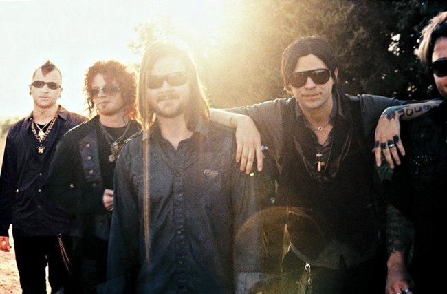 "New Song - Hinder ""Anyone But You"""