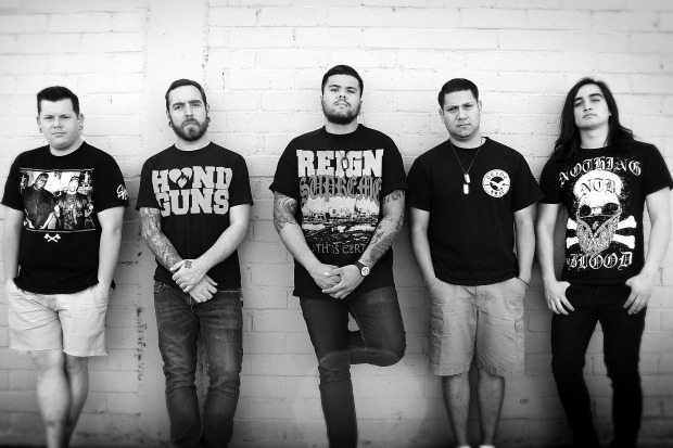 No Bragging Rights Release 'Cycles' Album Art And Track List
