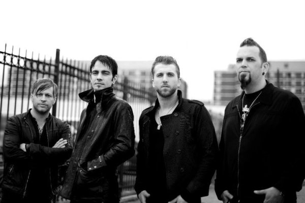 "Three Days Grace ""Chalk Outline"" Music Video"