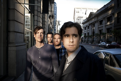 Jimmy Eat World Finish Mixing New Album