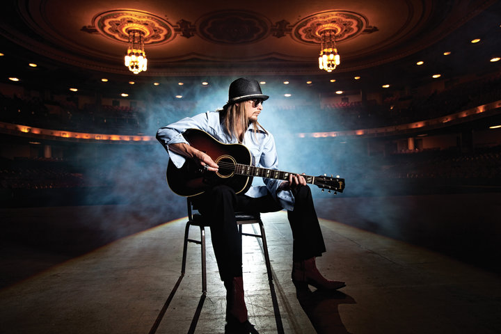 Kid Rock Announce Summer Tour Dates